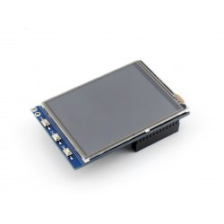 3.2inch Raspberry Pi LCD - 320×240 - Resistive Touch - Plug and Play