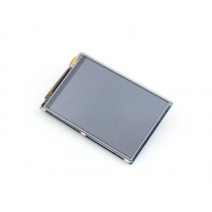 3.5inch Raspberry Pi LCD - 320×240 - Resistive Touch - Plug and Play