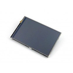 4inch Raspberry Pi LCD - 320×240 - IPS Screen - Resistive Touch - Plug and Play