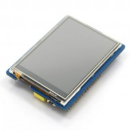 2.8inch Arduino Touch LCD Shield - TFT LCD Shield - SD card Shield for Arduino / Nucleo