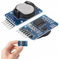 DS3231SN - AT24C32 - Extreamly accurate RTC module - Battery included - Internal TCXO