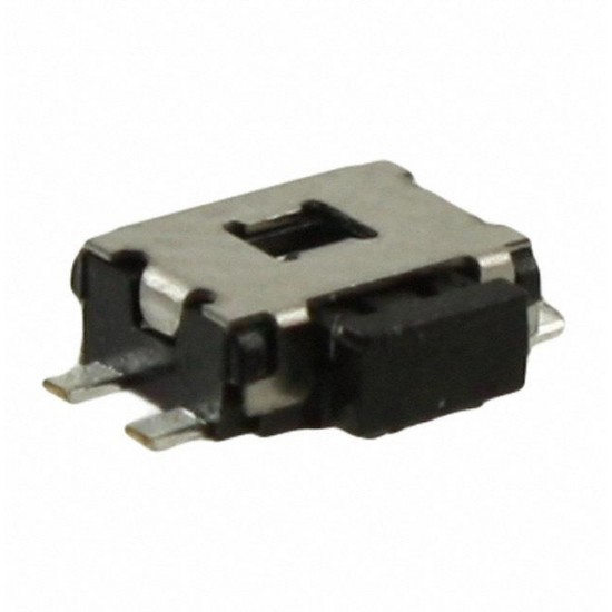1.25mm Height Low-profile Side Push Type Tact Switch (Surface Mount)