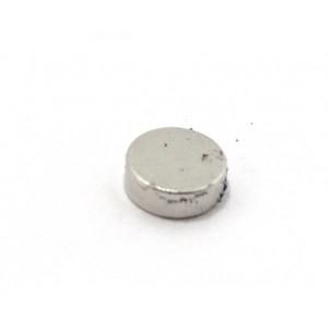 Neodymium Magnet 4mm Dia x 1.5mm Thick, N35, 0.1 Kg Pull