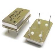 50 MHz - TTL/HCMOS Crystal Clock Oscilllator - 14 Pin DIP