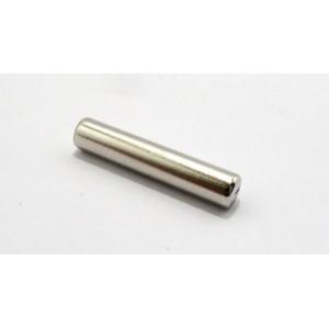 Neodymium Magnet, 5mmx25mm DiaxThick, N35, 1.1 Kg Pull