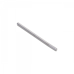 Axle/Shaft Nickel Plated - Available in Various Lengths