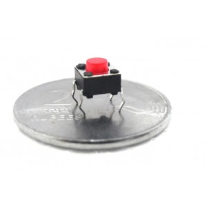 6x6mm Tactile Button/ Microswitch