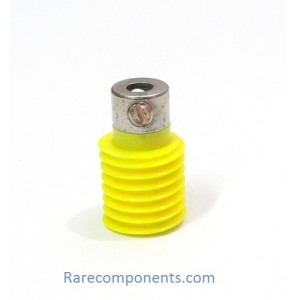 Worm Gear - Small - 4mm Circular Bore