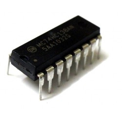 74HC138 - 3 to 8 Line Decoder/ Demultiplexer