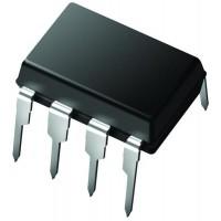 MCP41010 - I/P  - 8 Bit Digital Potentiometer - 10KOhm - SPI Interface - DIP8