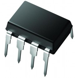 MCP4132-103E/P 10K Digital POT with Volatile Memory - 8 DIP- Microchip