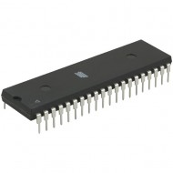ATMega1284-PU, MegaAVR, 128 KB Flash, 40-PDIP