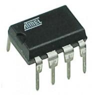 ATTiny45V-10PU, TinyAVR, 4KB Flash, 10 MHz, 8 PDIP