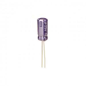 10uF / 25V Electrolytic Capacitor