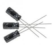 1uF / 50V Electrolytic Capacitor