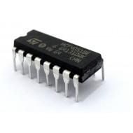 HCF4051 - 8 Channel analog Multiplexer/ Demultiplexer
