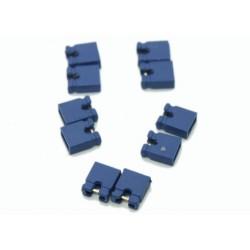 2 Pin Shunt - 2.54mm Pitch - Jumper Cap - Blue Color
