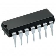 CD4012CN - Dual 4-Input NAND Gate, 14-PDIP