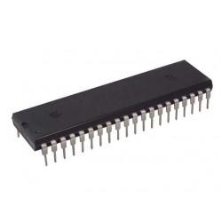 ICL7107 - 3-1/2 Digit LED Display , A/D converter - Intersil - DIP40
