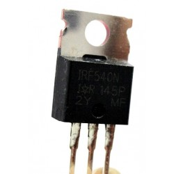IRF540N HEXFET Power MOSFET - 100V - 33A