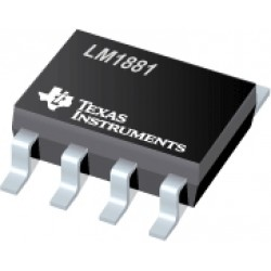 LM1881, Video Sync Separator, SOIC-8, Texas Instruments
