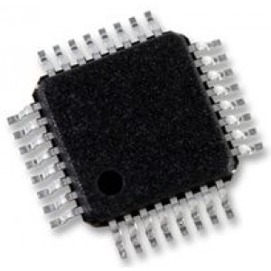 MAX3421EEHJ+ USB Peripheral/Host Controller with SPI Interface, TQFP-32