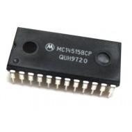 MC14515B - 4-Bit Transparent Latch/ 4 to 16 Line Decoder