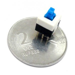 Push to Lock On/Off Switch 6x6mm