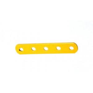 Flat Metal Strip - 5 Hole