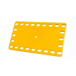 Flat Flexible Ractangular Metal Plate 5 x 9 Flexible Holes
