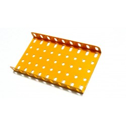 Flanged Metal Plate 7 x 9 Holes