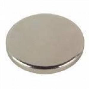 Neodymium Disc Magnet  15mm Dia x 1.5mm Thick, N35, 2 Kg Pull