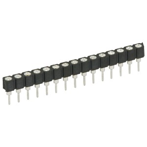 SIL(Single In Line) Connector - Turned Pin Socket - 40 Pin Strip