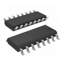 74HC595D - 8-bit serial-in, serial or parallel-out shift register, SO-16