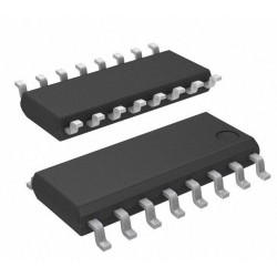 EM4095 - Read/Write analog front end for 125 kHz RFID Basestation - SOIC-16