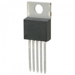 LM2575T-5V -1A - Switching Regulator - TO2205