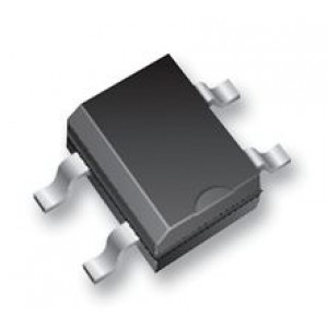MB6S - 500mA Bridge Rectifier - 600V PIV - TO269AA Package