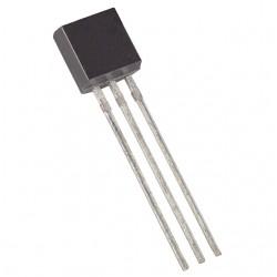 LM35 - Analog Centigrade Temperature Sensor - TEXAS Instruments - TO92