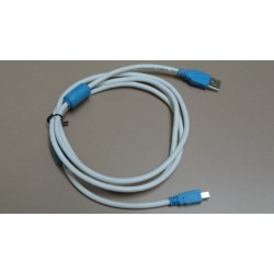 USB 2.0 Type-A To Mini-B 5 Pin USB Cable - 1.5 Meters