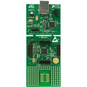 STM8S DISCOVERY KIT - Evaluation Kit for STM8S Series with STM8S105C6
