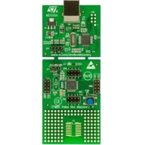 STM8SVL DISCOVERY - Evaluation Kit for STM8S Value Line - STM8S003K3 MCU